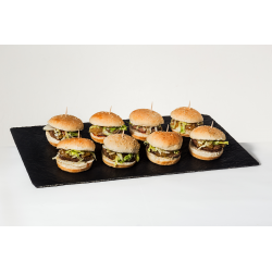 Mini hamburguesas (8 Uds)