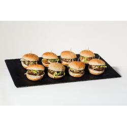 Mini hamburguesas (8 Uds)