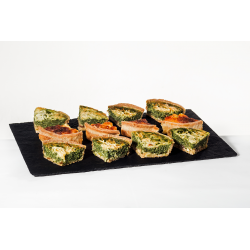 Quiches (600 grs)